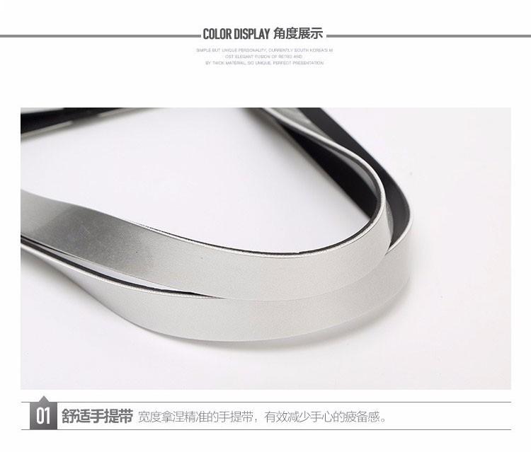 Women-Geometric-Plaid-Bag-Folded-Madam-Casual-Tote-Top-Handle-Distortion-Package-Shoulder-Bag-Bao-Bao-Pearl-BaoBao_08
