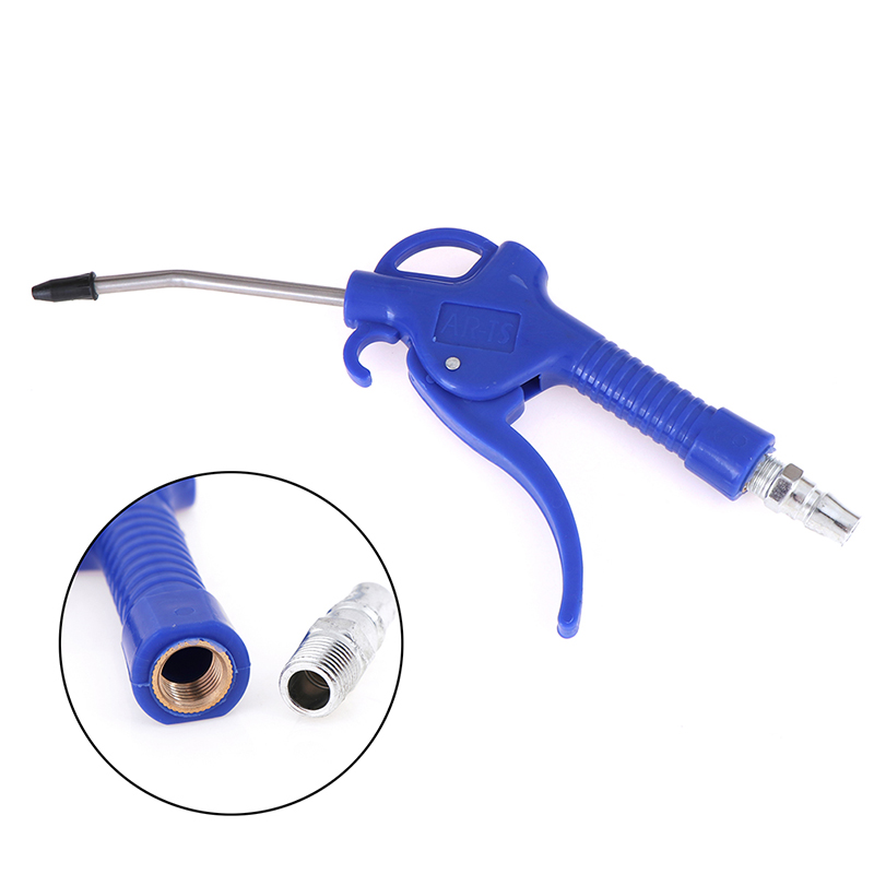 Handle Angled Bent Nozzle Air Duster Blow Cleaner Air Blower Duster Tools