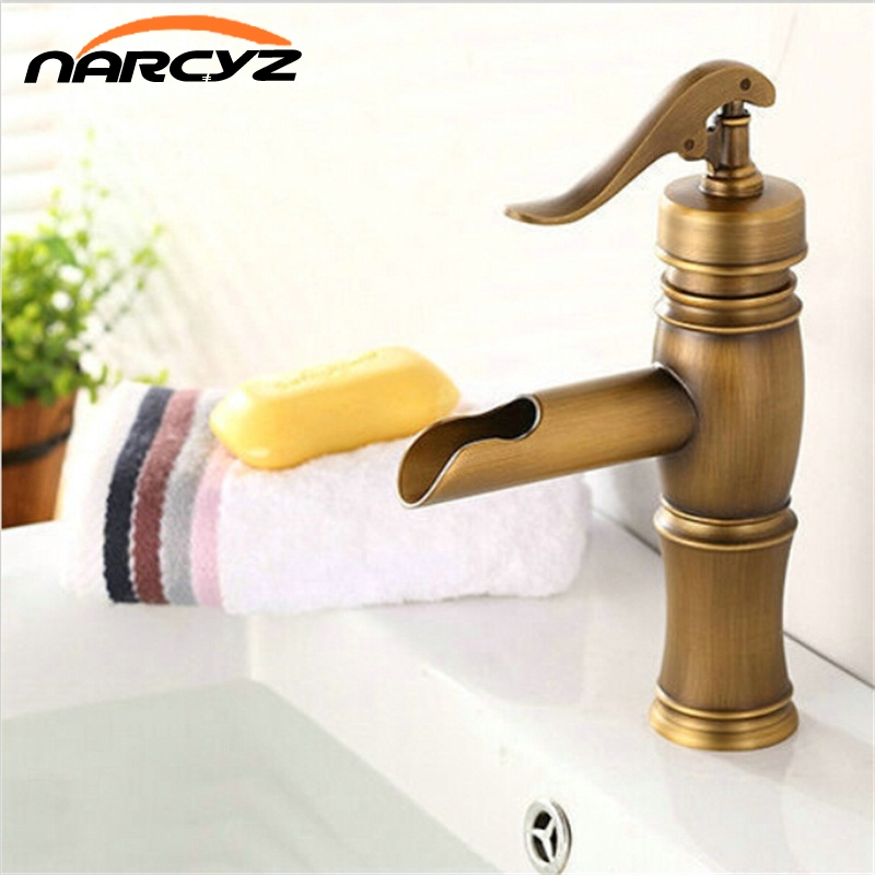 New Arrival Fashion Bathroom Faucet Copper Basin Mixer