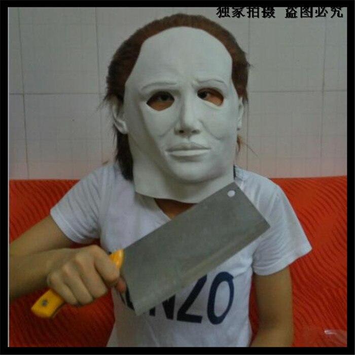 Popular michael myers mask buy cheap michael myers mask lots from china michael myers mask - Masque halloween film ...
