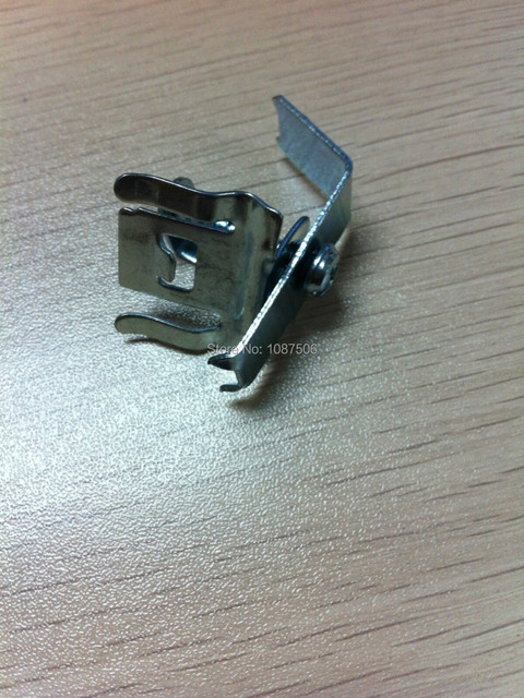 free shipping all steel good quality mounting clips for stainless steel top mount sink kitchen sink - Kitchen Sink Clips