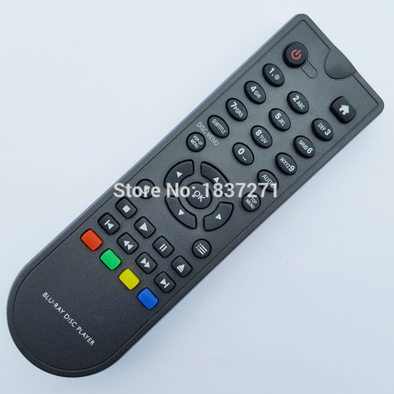 new original <font><b>remote</b></font> control <font><b>for</b></font> <font><b>Philips</b></font> BDP2900 BDP2930 Blu-ray <font><b>DVD</b></font> <font><b>player</b></font> image