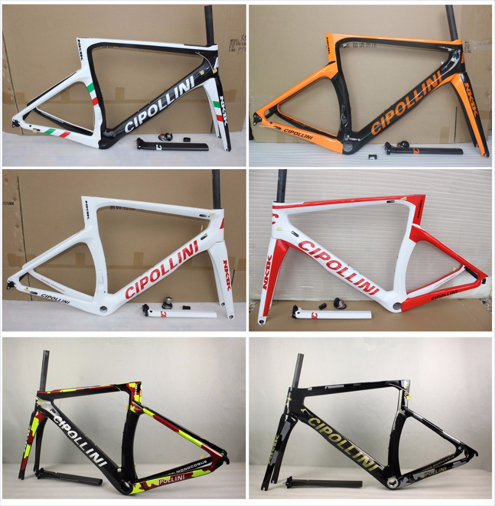700C NK.1K Carbon Frameset Road Bike Red/Black Carbon Frames Cycling Frames BB68 BSA Frame+Fork+Headset 2017 flat mount disc carbon road frames carbon frameset bb86 bsa frame thru axle front and rear dual purpose carbon frame
