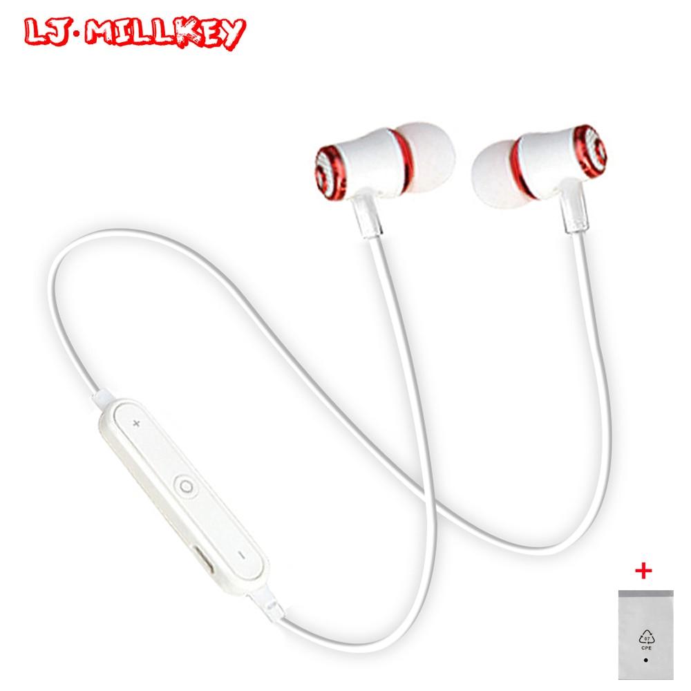 Wireless Bluetooth Earphones Waterproof IPX5 earphone Sport Running Headset Stereo Bass Earbuds Handsfree With Mic RBD001 bluetooth headphones original jabees bsport bt4 0 headset wireless waterproof earphone earbuds audifonos for running biking