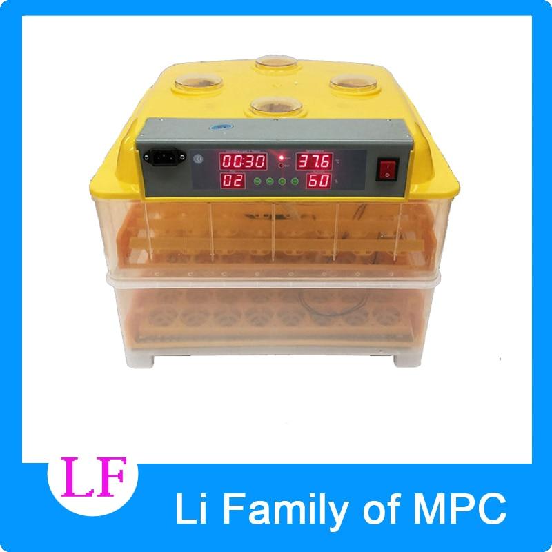 2Pcs/Lot Newest Cheap mini egg incubator WQ-96 learning plan wecon 7 inch hmi and 14 digital i o plc transistor