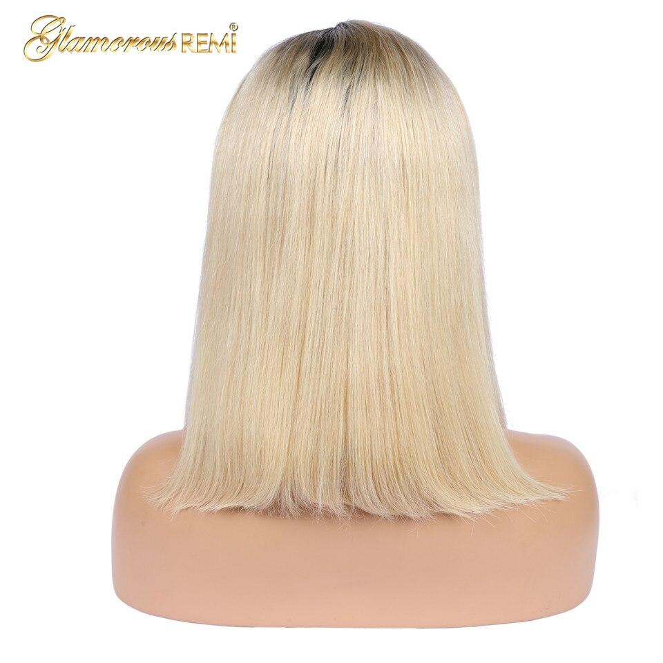 ombre 1b 613 short bob wig  (2)