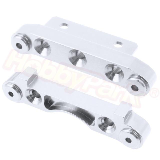 Aluminiowy przedni Susp. Posiadacze 10120 10912 dla VRX Racing 1/10 Trophy Truck RH1043 RH1045 RH1043SC OCTANE XL EBL EBD części zamienne