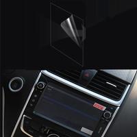 Geely nueva Emgrand 7, EC7, EC715, EC718, Emgrand7, E7, EC7-EV, EV, Coche engomada de la película protectora de la pantalla de navegación DVD