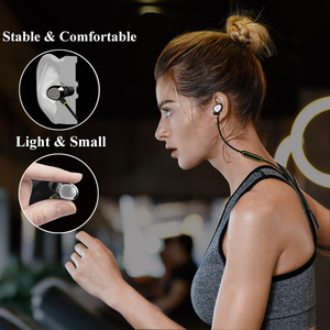 Image 2 - Mifo i8 Wireless Bluetooth 5.0 Headset Sport Noise Cancelling Magnetic Attraction Earphone Swimming Hd Music Earphone Running