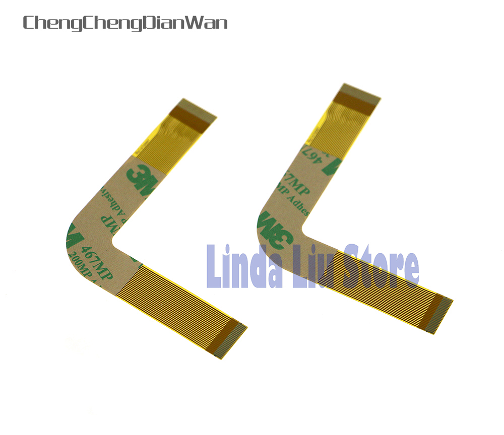 ChengChengDianWan 200pcs lot Flex ribbon cable for PS2 70XXX laser lens 70000 laser lens flex ribbon