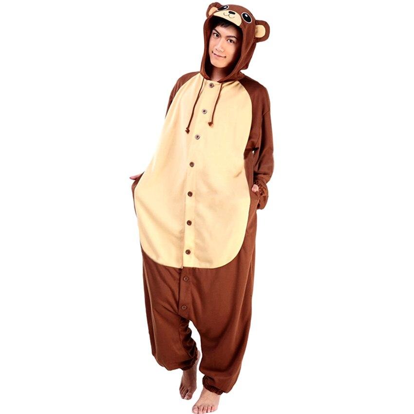 informazioni per 81076 2988a Unisex Più Nuovo Inverno Halloween Cosplay Costumi Pigiami ...