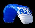 Manga de viento esquí 2016 snow kite parafoil paracaídas parapente parapente gigante de kitesurf kitesurf bar arco iris de tela para adultos