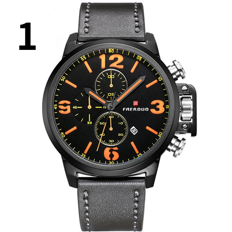 The latest business quartz watch to give boyfriend dad gift fashion generous leisure watchThe latest business quartz watch to give boyfriend dad gift fashion generous leisure watch