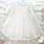 2016 nuevos niños otoño e invierno niña Princesa Vestido del bebé del vestido de la manga completa lindo vestido 18 M-8 T
