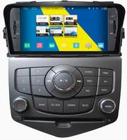 Android 4.4 car dvd stereo radio navi for Cruze 2009 2012 with 1024*600 quad core capacitive screen S160 platform