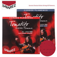Savarez Tomatito Flamenco T50J T50R Nylon Classical Guitar Strings High Normal Tension