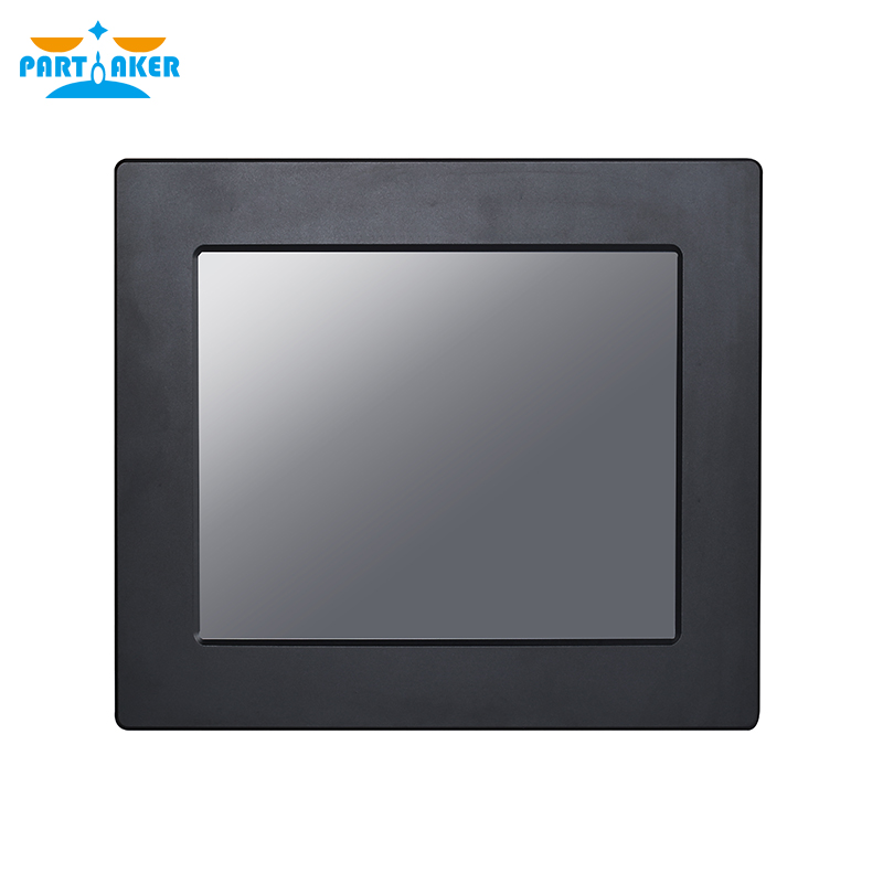 IP68 Full Waterproof 10.4 Inch Industrial Panel PC All In One Resistive Touch Screen Intel Celeron J1900 4G RAM 64G SSD