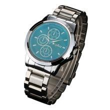 d82549c0c3d McyKcy 2019 Novo Relógio de Pulso de Moda Homens Relógio Analógico relógio  de Quartzo Relógio dos