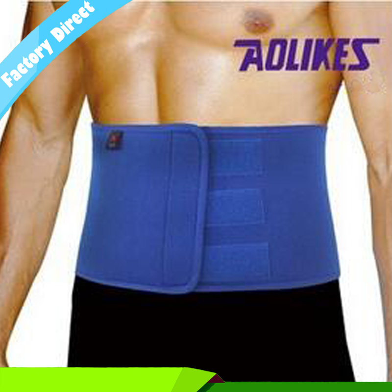 Adjustable Slimming Belt For Women & Men Sports Waist Support Neoprene Safety Gym Belt Back Protector