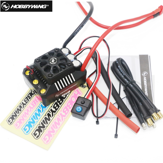 Hobbywing EZRUN Max8 V3 150A مقاوم للماء فرش ESC T التوصيل ل RC 1/8 Traxxas E-REVO Traxxas قمة HPI وحشية الرعد النمر