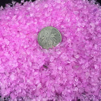 5-7mm 1000g AAA+ Wholesale Natural Rose Quartz  Tumbled Stones Polished Chakra Healing Reiki