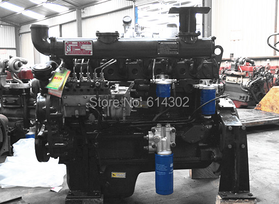 все цены на  China Ricardo R6105IZLD diesel engine 132KW diesel engine for 120kw weifang diesel generator  онлайн
