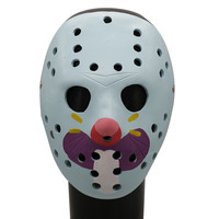 New Scary Props Relaxed Realistic Masks Cosplay Costume Halloween Dress Ghost Horror Halloween Adult Masks SA65