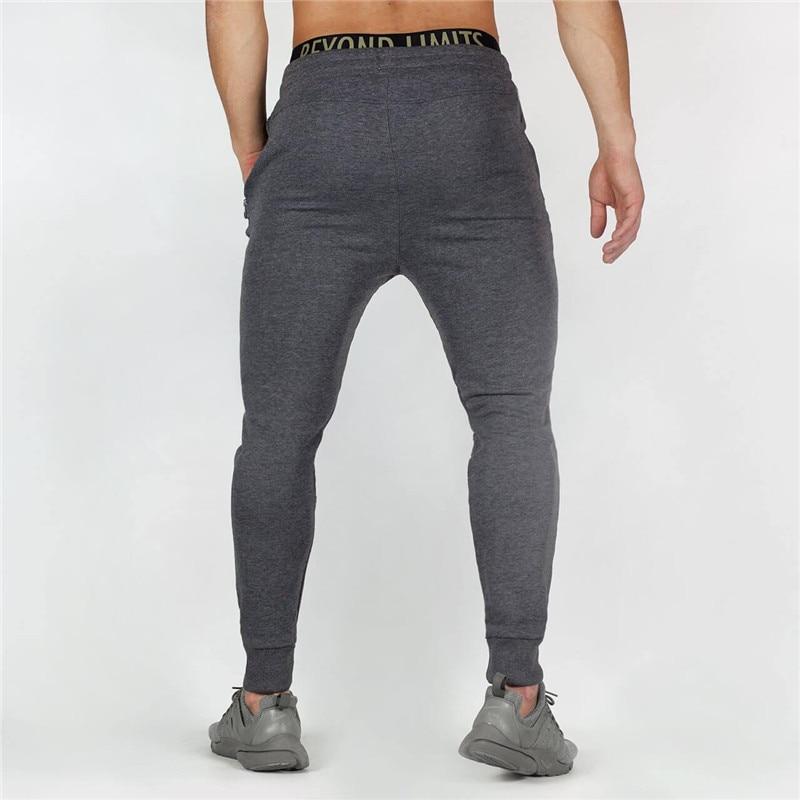 Gyms clothing men fashion Jogger Pants (9)
