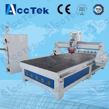High quality 4 by 8 feet 1325 atc cnc router machine price / atc cnc router multi woodworking machine