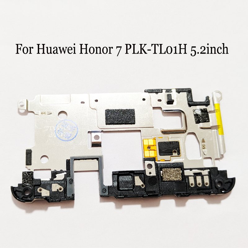 For <font><b>Huawei</b></font> <font><b>Honor</b></font> <font><b>7</b></font> PLK-TL01H Original Back Frame shell case cover on the <font><b>Motherboard</b></font> and WIFI antenna repair For <font><b>Huawei</b></font> Honor7 image