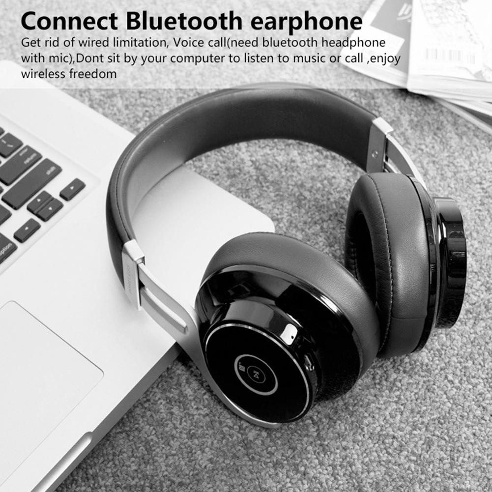 USB Bluetooth Wireless Adapter 5 0 Computer Audio Bluetooth Launch Adapter Dongle For PC Laptop Computer Desktop in AC DC Adapters from Consumer Electronics