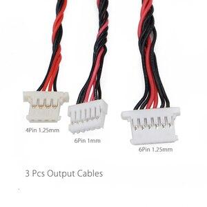 "Image 3 - 19/21.5/22 ""XQY10L17 V9 Universal Inverter Hintergrundbeleuchtung Led treiber WLED Konstante Strom Bord LED Streifen Tester Für 4Pin 1,25mm/1mm"