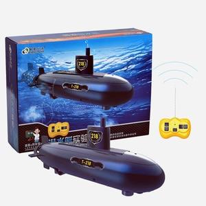Telecontrol submarine toy Scie