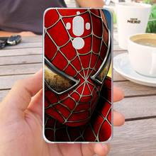 Mutouniao Avengers Design-6 Silicon Soft TPU Case Cover For Huawei Honor 6X 8 Pro V9 4C 5C 7X 7C V10 Mate 7 8 9 10 P20 Pro Lite(China)
