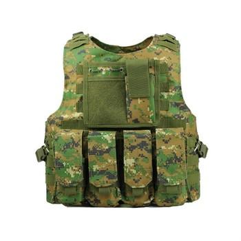 12 kolorów dzieci dorosłych fanów armii CS sprzęt polowy kamizelka taktyczna Outdoor Camping trening bojowy chroń kamuflaż kamizelka tanie i dobre opinie Dziewczyny Wiosna Lato AUTUMN Winter NYLON Pasuje prawda na wymiar weź swój normalny rozmiar PAVEHAWK Kid Camouflage Vest