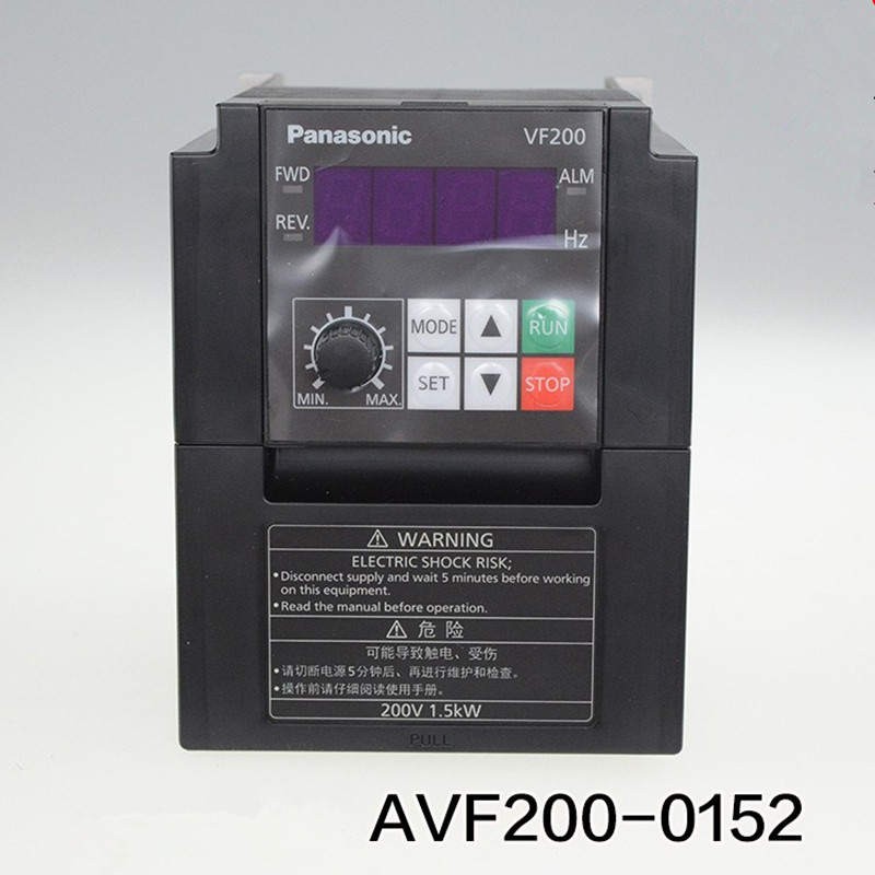 все цены на  New AVF200-0152 VFD 1 Phase 200v 1.5KW 7A 1.5KW 400Hz VF200 Inverter for Textile Machine 1 year Warranty  в интернете