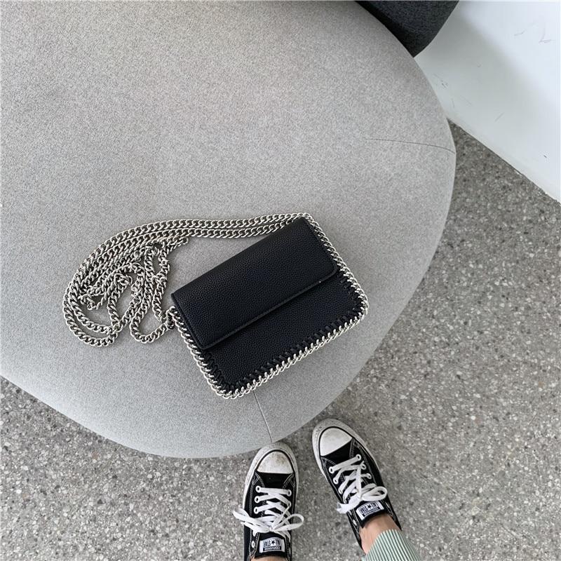Designer European Fashion Simple Women's Designer Handbag New Quality PU Leather Women Tote Bag  Shoulder Crossbody Bags Female