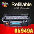 Q5949A 5949A 49a 5949 cartucho de toner compatível para HP 1160 1320 impressoras M3390mfp M3392mfp