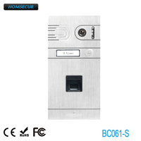 Comparar HOMSECUR BC061 S Cámara al aire libre con función de huella digital para sistema de teléfono