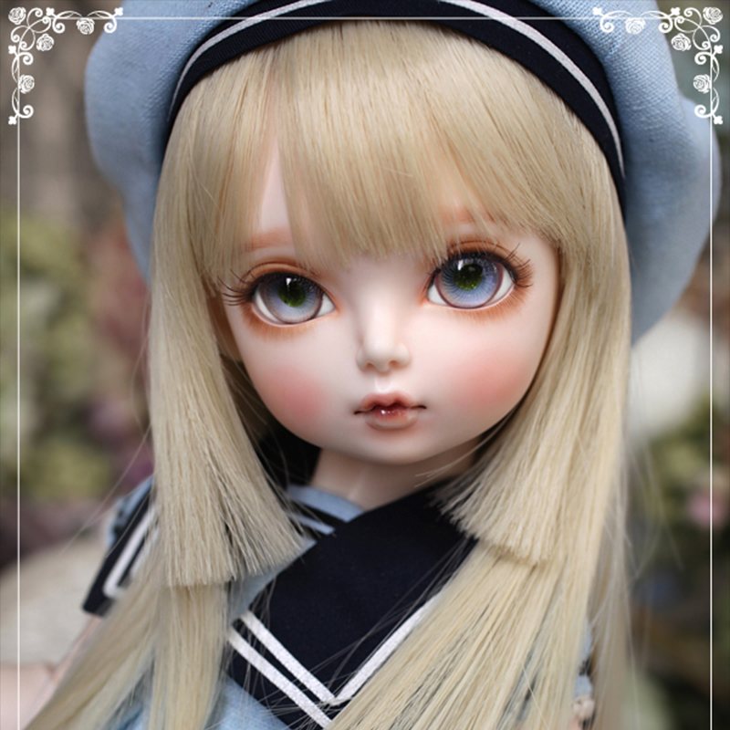 Rosenlied RL bebe bjd sd doll 1/4 body model boys or girls bjd doll oueneifs High Quality resin toys free eye beads shop
