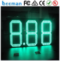 "Leeman 2 digits led bar counter countdown timer switch led number display 12"" Outdoor Ultra Brightness 7 Segment scoreboard"