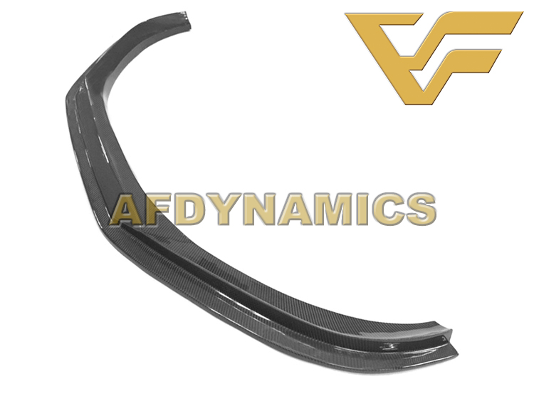 15-18 TT BN Style Carbon Fiber Surface Front Lip Bumper Body Kit