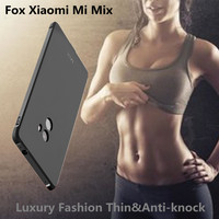 COCOSE Xiaomi Mi Mix Case 3D Dragon Shockproof Soft TPU Silicon Back Cover Xiaomi Mi Mix