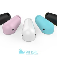 Vinsic 10050mAh Cute Baby Whale Power Bank 2.4A/5V External Battery Charger for iPhone X 8 8 Plus Xioami Mi8 Samsung S9 HUAWEI