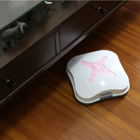 Mini USB Rechargeable Vacuum Cleaner Low Noise Portable Dust Collector Handheld Pet Fur Vacuum Catcher