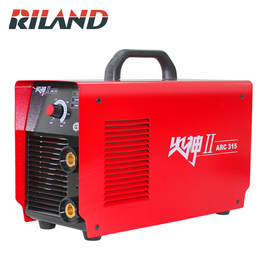 RILAND ARC 315II 380V IGBT Inverter DC Welding Machine/Equipment/Device/Welders ARC315II Welder for DIY With Accessory