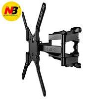 NB SP500 P5 Full Motion 37 40 42 50 52 LCD TV Wall Mount 6 Swing
