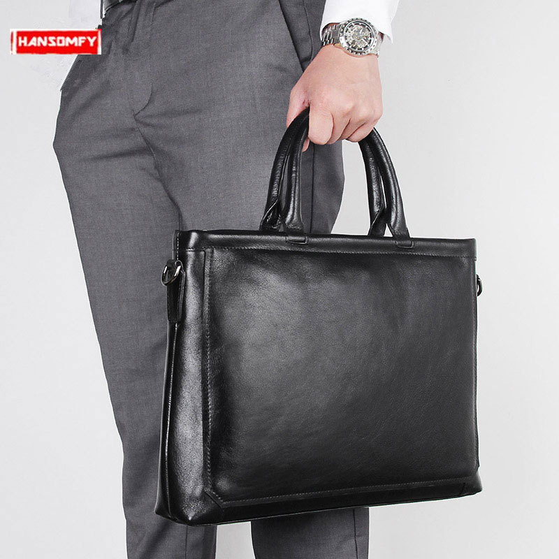 New Business Men's Briefcase 14