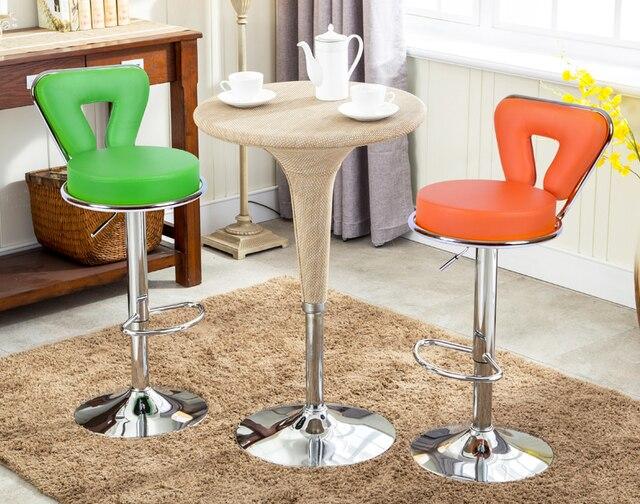 Stile semplice sgabello parrucchiere ktv seggiovia sedia mobili