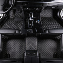 kalaisike Custom car floor mats for Audi all model a3 8v a4 b7 b8 b9 q7 q5 a6 c7 a5 q3 tt cc car styling car accessories(China)